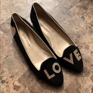 LOVE flats by Townshoes, size 6